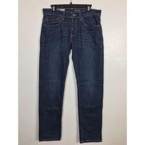 Levis 511 X Skinny Jeans - Blue - Dark Wash